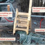 Wanted…and possibly found: A ladder to climb the fence separating theory and practice